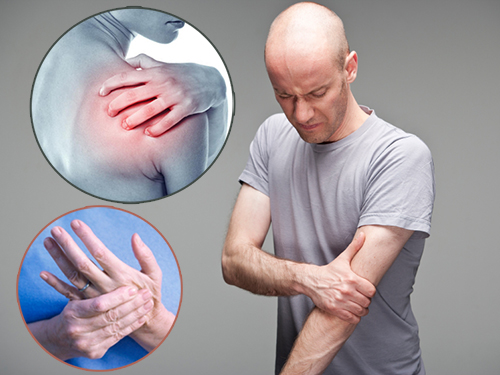 Nguyên nhân gây đau mỏi vai gáy tê tay và cách khắc phục