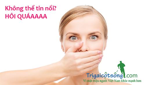 Nguyên nhân gây hôi miệng và hướng điều trị đúng cách 3
