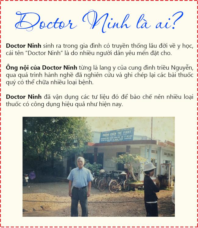 Doctor Ninh là ai?