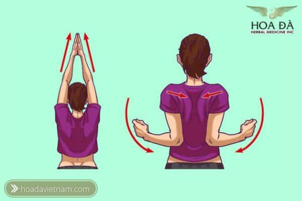 #8. Bài tập tăng cường vùng cổ – bả vai