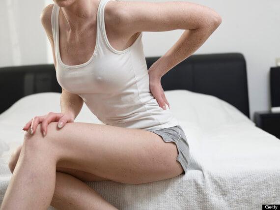 Kết quả hình ảnh cho đau lưng vào buổi sáng