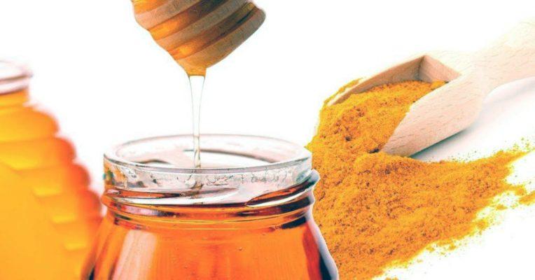 Sưu tầm bí kíp nghệ và mật ong chữa viêm họng
