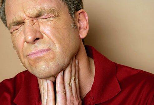 nguyên nhân dẫn đến viêm họng