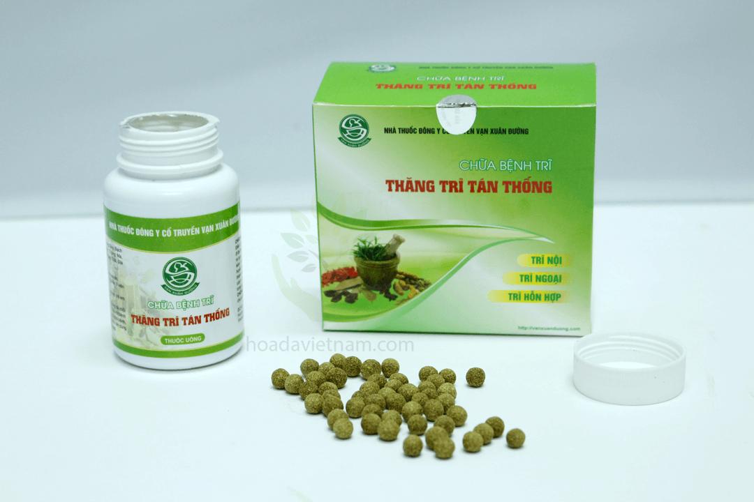 thuốc trị trĩ nội