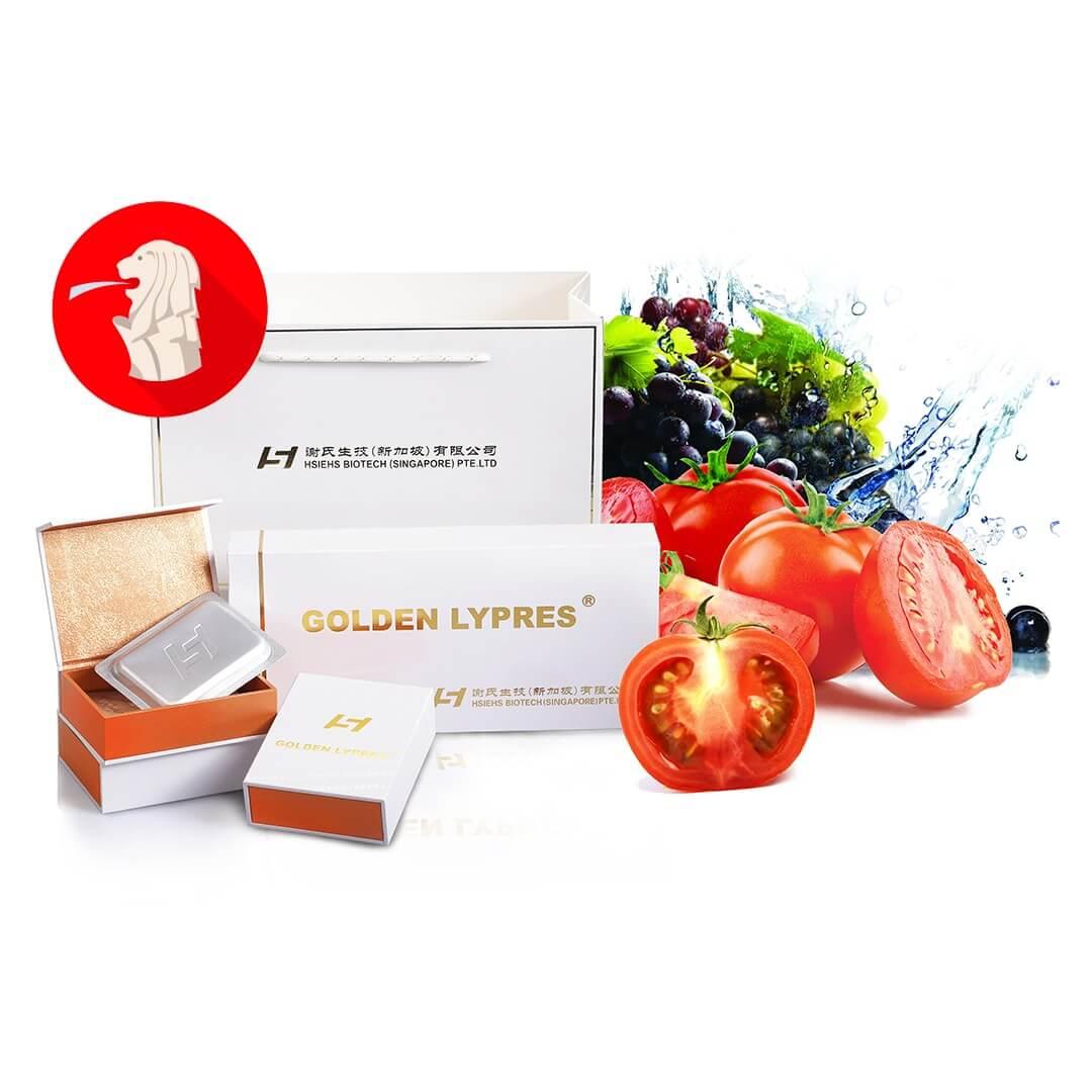 Thực phẩm bổ sung cao cấp GOLDEN LYPRES (30 viên)