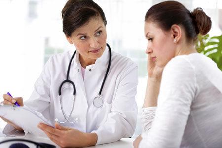 tiểu buốt tiểu nhiều lần ở nữ