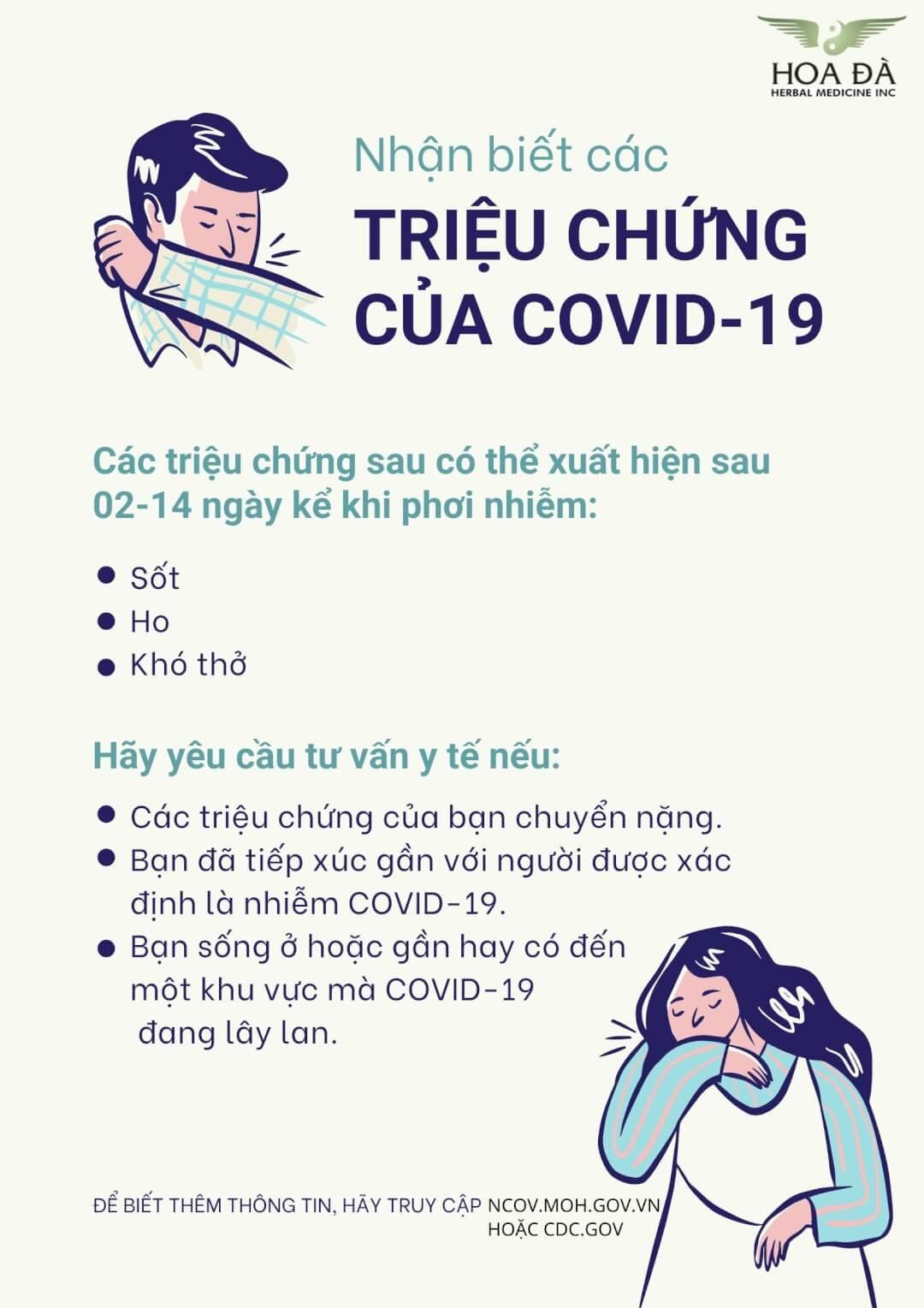 Làm gì khi điều trị Covid tại nhà? Thông tin bổ ích từ nhà thuốc Hoa Đà Houston, Mỹ